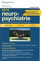 neuropsychiatrie 2/2013