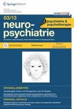 neuropsychiatrie 3/2013