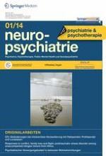 neuropsychiatrie 1/2014