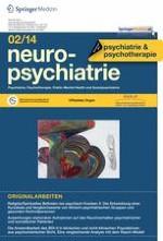 neuropsychiatrie 2/2014