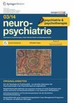 neuropsychiatrie 3/2014
