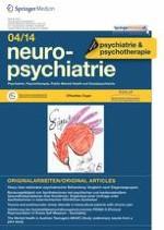 neuropsychiatrie 4/2014