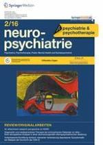 neuropsychiatrie 2/2016