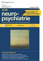 neuropsychiatrie 4/2016