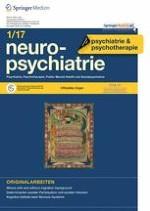 neuropsychiatrie 1/2017