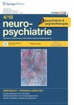 neuropsychiatrie 4/2018