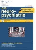 neuropsychiatrie 2/2019