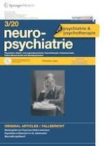 neuropsychiatrie 3/2020