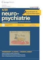 neuropsychiatrie 4/2020