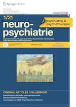 neuropsychiatrie 1/2021