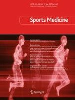 Sports Medicine 10/2018