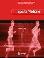 Sports Medicine 1/2019