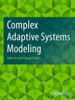 Complex Adaptive Systems Modeling 1/2016