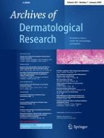 Archives of Dermatological Research 1/2009