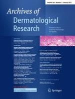 Archives of Dermatological Research 1/2013