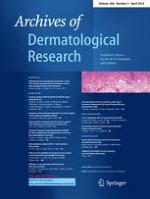 Archives of Dermatological Research 3/2014