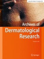 Archives of Dermatological Research 10/2016