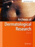 Archives of Dermatological Research 4/2016
