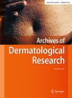 Archives of Dermatological Research 7/2016