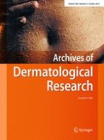 Archives of Dermatological Research 8/2016