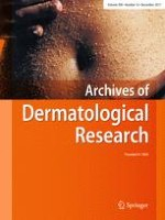 Archives of Dermatological Research 10/2017