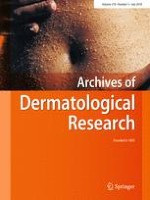 Archives of Dermatological Research 5/2018