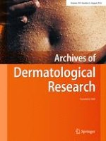 Archives of Dermatological Research 6/2018