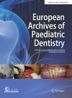 European Archives of Paediatric Dentistry 2/2010