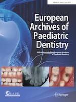 European Archives of Paediatric Dentistry 2/2019