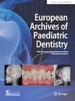 European Archives of Paediatric Dentistry 5/2020