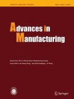 Advances in Manufacturing 2/2015