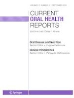Current Oral Health Reports 3/2019