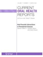 Current Oral Health Reports 1/2020