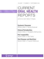 Current Oral Health Reports 3/2020