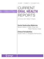 Current Oral Health Reports 4/2020
