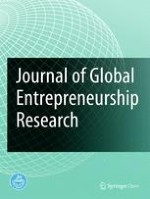 Journal of Global Entrepreneurship Research 1/2016