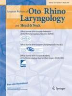 European Archives of Oto-Rhino-Laryngology 3/2007