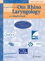 European Archives of Oto-Rhino-Laryngology 6/2014