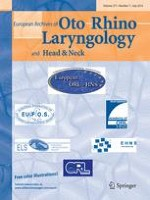 European Archives of Oto-Rhino-Laryngology 7/2014