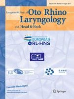 European Archives of Oto-Rhino-Laryngology 8/2017