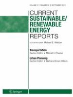 Current Sustainable/Renewable Energy Reports 3/2015