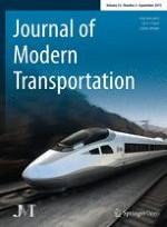 Journal of Modern Transportation 3/2015