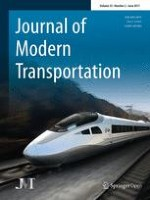 Journal of Modern Transportation 2/2017