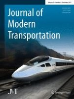 Journal of Modern Transportation 4/2017