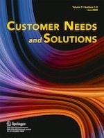 Customer Needs and Solutions 1-2/2020