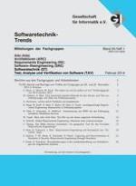Softwaretechnik-Trends 1/2014