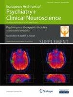 European Archives of Psychiatry and Clinical Neuroscience 2/2009