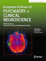 European Archives of Psychiatry and Clinical Neuroscience 2/2019
