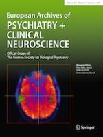 European Archives of Psychiatry and Clinical Neuroscience 6/2019