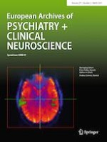 European Archives of Psychiatry and Clinical Neuroscience 2/2021